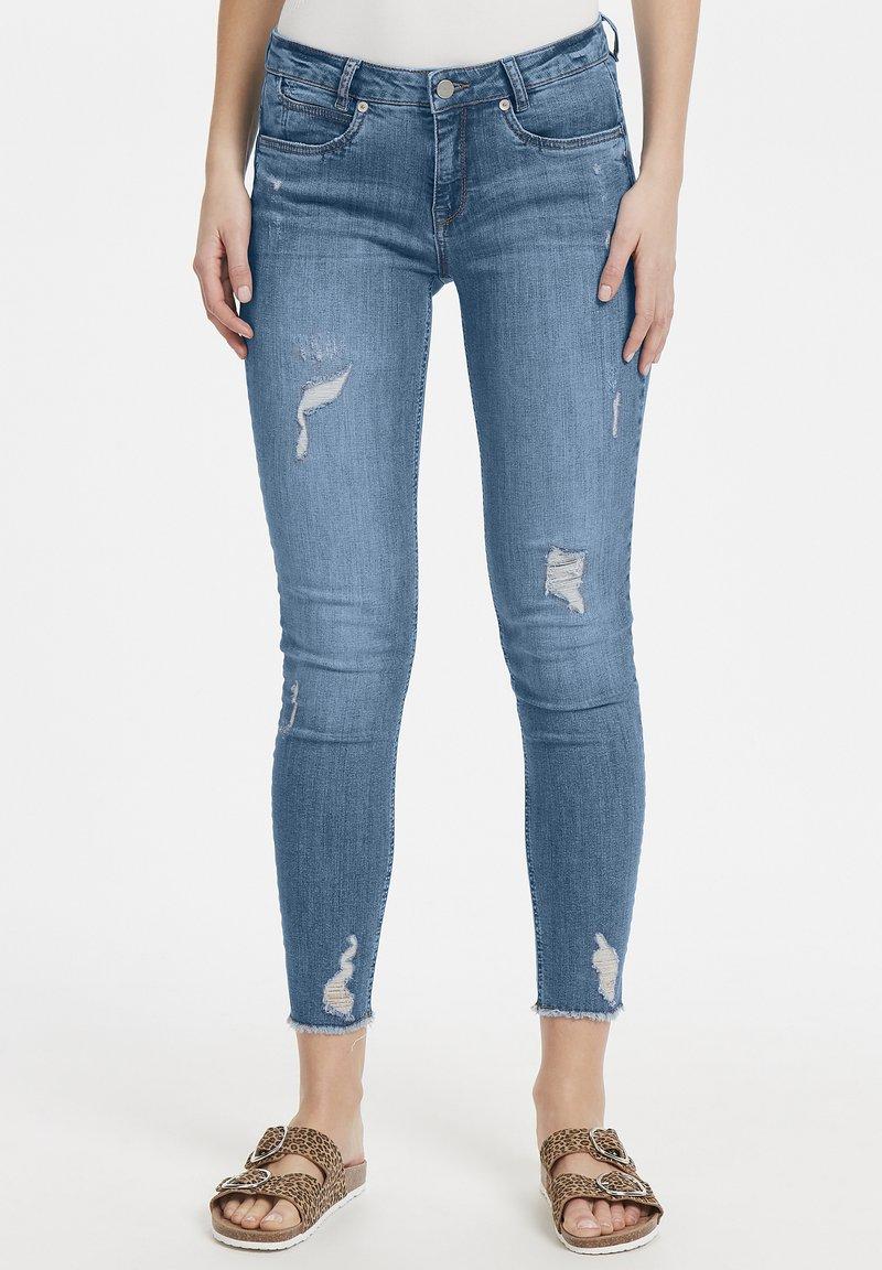 Dranella - TESSA  - Jeans Skinny Fit - light blue