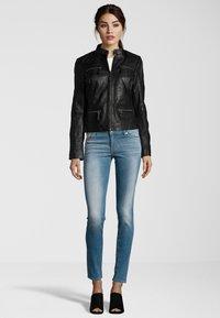 7eleven - KATERINA - Leather jacket - black - 1