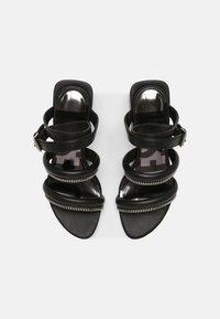 Diesel - SA-JAYNET - Sandals - black - 4
