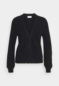 VIRIL OPEN CARDIGAN - Cardigan - black
