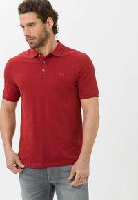 BRAX - STYLE PETE - Polo shirt - cinnamon - 0