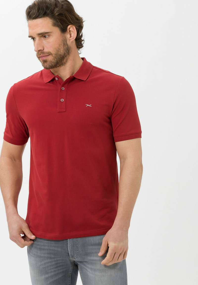 BRAX - STYLE PETE - Polo shirt - cinnamon
