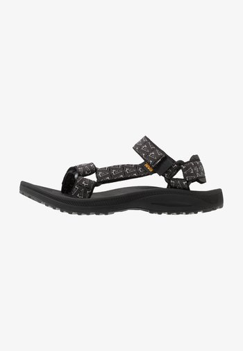 WINSTED MENS - Walking sandals - bamboo black