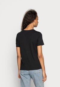 ONLY - ONLKITA LIFE NUT BOX - T-shirt print - black - 2