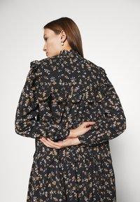 Stella Nova - LOAN - Długa sukienka - black - 4