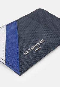 Le Tanneur - EMILE PETITE MAROQUINERIE - Portemonnee - dark blue - 3