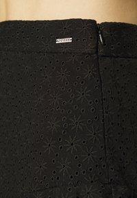 Guess - TATIANA SKIRT - A-line skirt - jet black - 6
