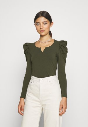 ONLDREAM - Long sleeved top - forest night
