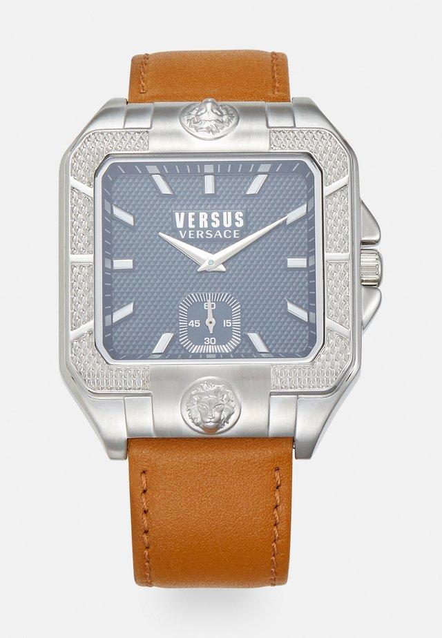 TEATRO - Uhr - brown/blue