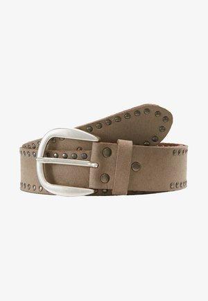 Belt - taupe