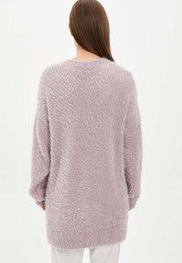 DeFacto - Fleece jumper - pink - 1