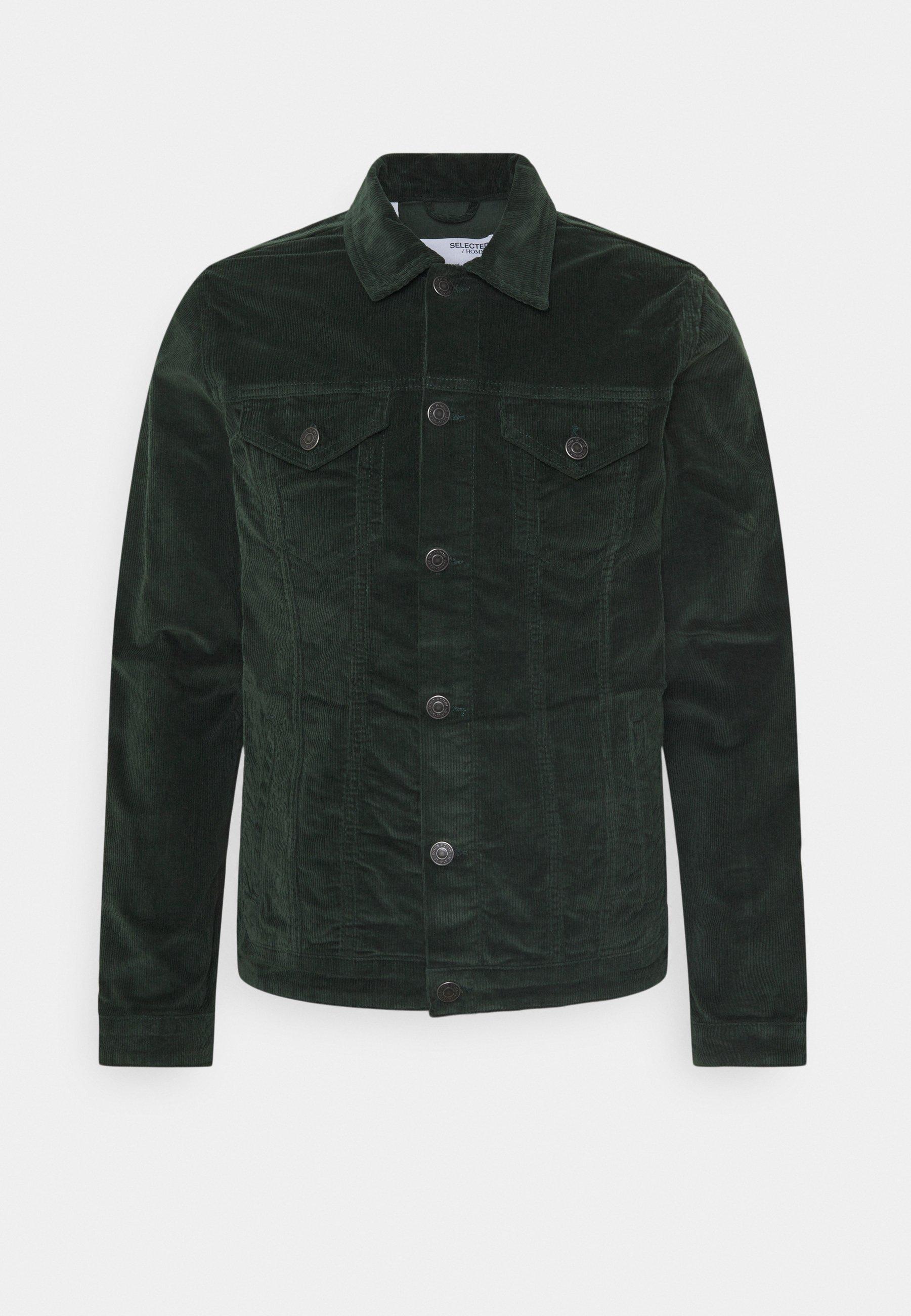 Men SLHJEPPE JACKET - Summer jacket