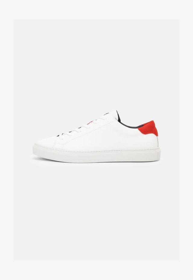 PIEL - Baskets basses - blanco