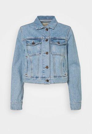 KNUT - Denim jacket - blue