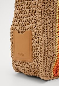 Esprit - DANA SHOPPER - Tote bag - camel