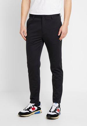 Trousers - dark navy
