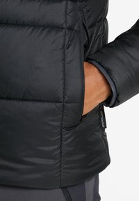 Jack Wolfskin - ARGON THERMIC JACKET - Winterjas - black - 5