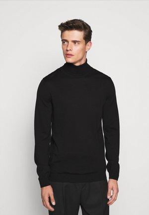 DONTE  - Stickad tröja - black