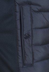 TOM TAILOR - HYBRID JACKET - Light jacket - dark blue - 2