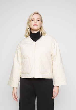 SLFVALENTIN PADDED JACKET - Light jacket - birch