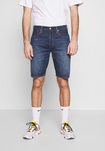 501 HEMMED UNISEX - Denim shorts - roast beef