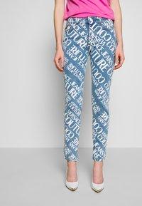 Versace Jeans Couture - Slim fit jeans - indigo - 0