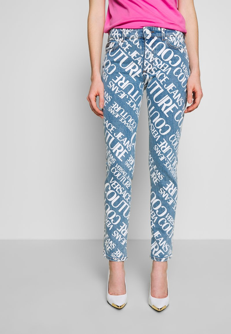 Versace Jeans Couture - Slim fit jeans - indigo