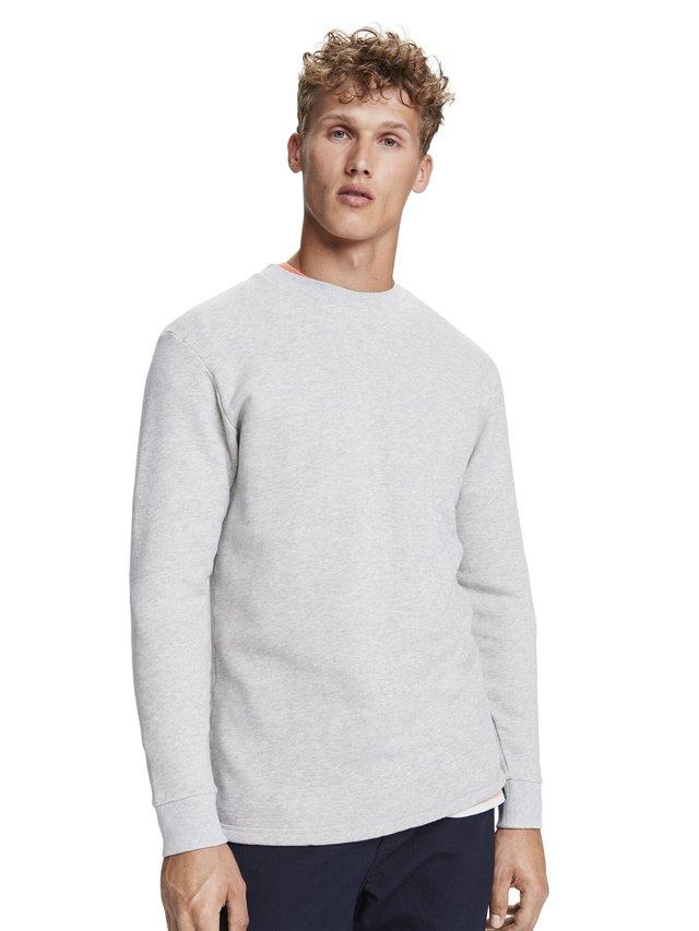 SUMMERLIGHT - Sweater - grey melange