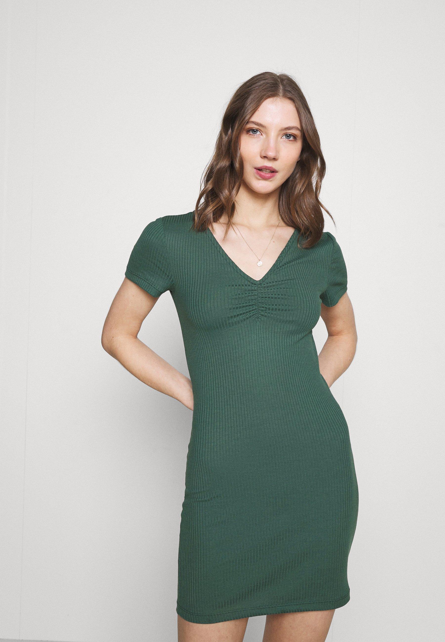 Women VICARISU SHORT DRESS - Jersey dress