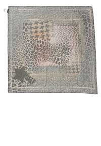 Betty Barclay - MIT LEOPRINT - Foulard - grau/camel - 2