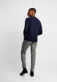 Tommy Hilfiger Tailored - LUXURY - Neule - blue - 2