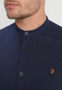 Farah - STEEN GRANDAD - Skjorter - true navy marl - 4