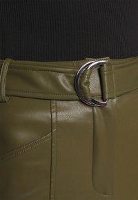 4th & Reckless - TORI TROUSER - Kalhoty - khaki - 5