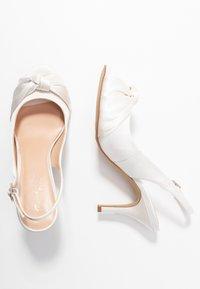 Paradox London Pink - LEXI - Bridal shoes - ivory - 3