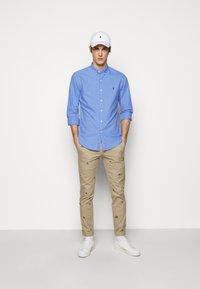 Polo Ralph Lauren - LONG SLEEVE SPORT SHIRT - Shirt - harbor island blu - 1