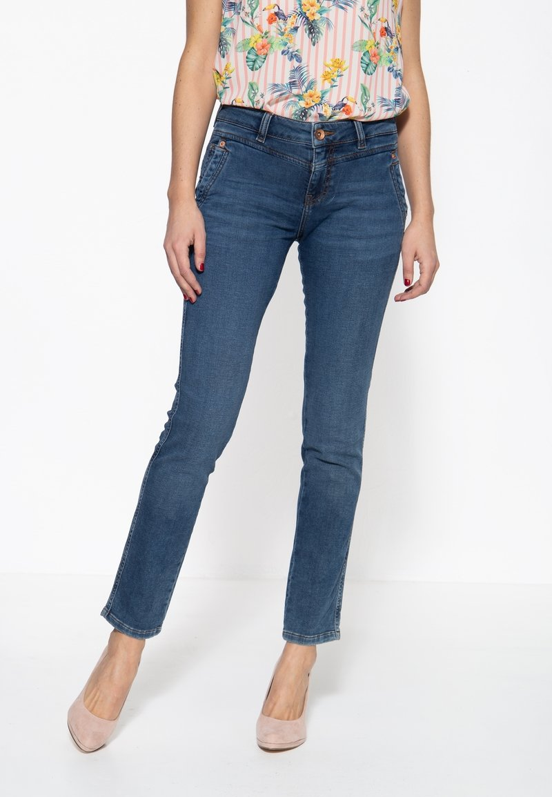 Amor, Trust & Truth - Slim fit jeans - blau