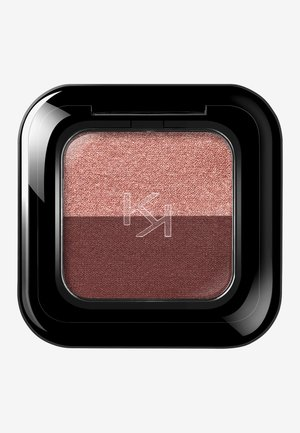 BRIGHT DUO EYESHADOW - Eye shadow - 13 golden peach/pearly burnt sienna