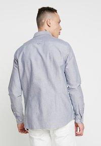 Calvin Klein - BUTTON DOWN OXFORD LOGO - Shirt - blue - 2