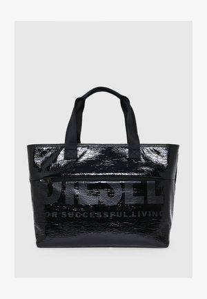 F BOLD III - Tote bag - black