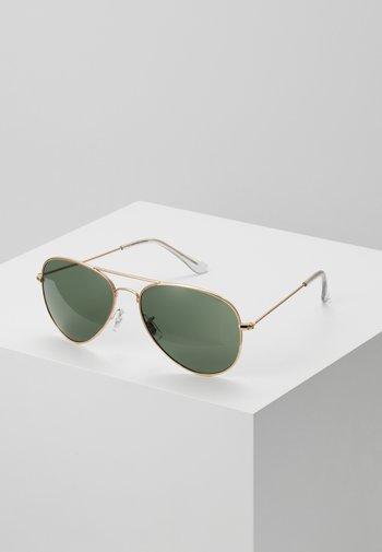 JACMAVERICK SUNGLASSES - Sunglasses - bright gold-coloured