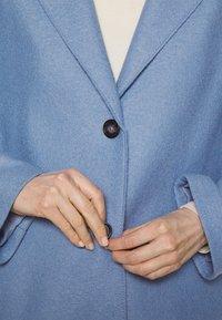 Marc O'Polo - SINGLE BREASTED - Classic coat - cornflower - 3