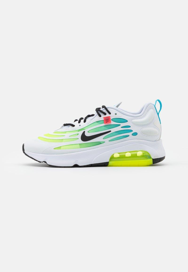 Nike Sportswear - AIR MAX EXOSENSE SE UNISEX - Trainers - white/blue fury/volt/black