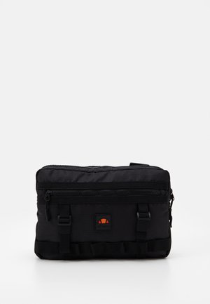 CARLIO CHEST BAG UNISEX - Bandolera - black