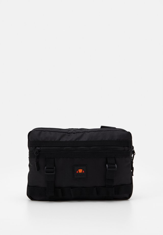 CARLIO CHEST BAG UNISEX - Borsa a tracolla - black