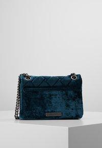 Kurt Geiger London - MINI KENSINGTON BAG - Across body bag - blue - 2