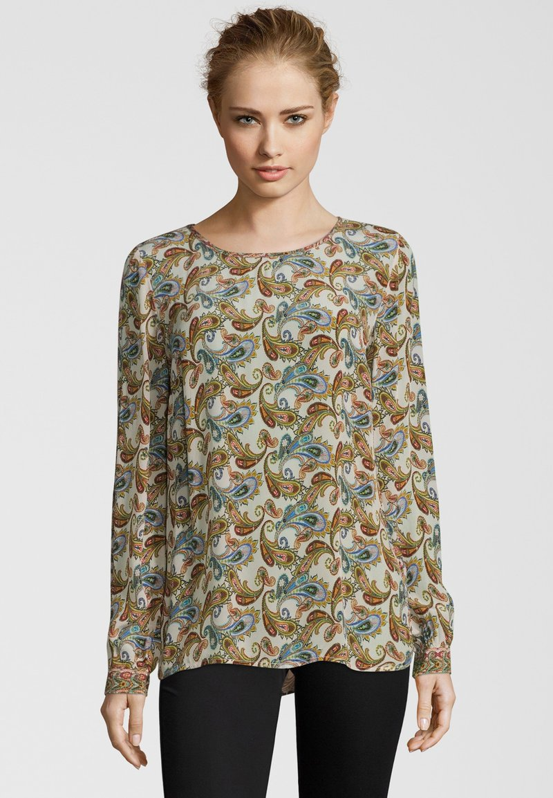 Princess goes Hollywood - MIT PAISLEY-PRINT - Tunica - allover