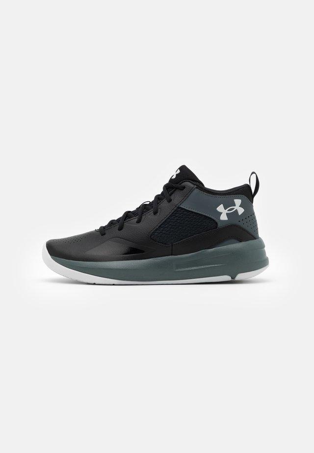 LOCKDOWN - Zapatillas de baloncesto - black