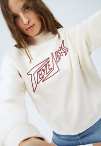 Pepe Jeans - CHELSIE - Sweatshirt - antique lace