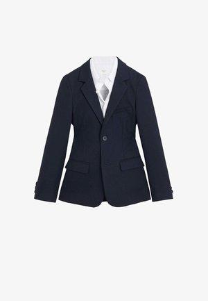 WILL - Blazer jacket - dunkles marineblau