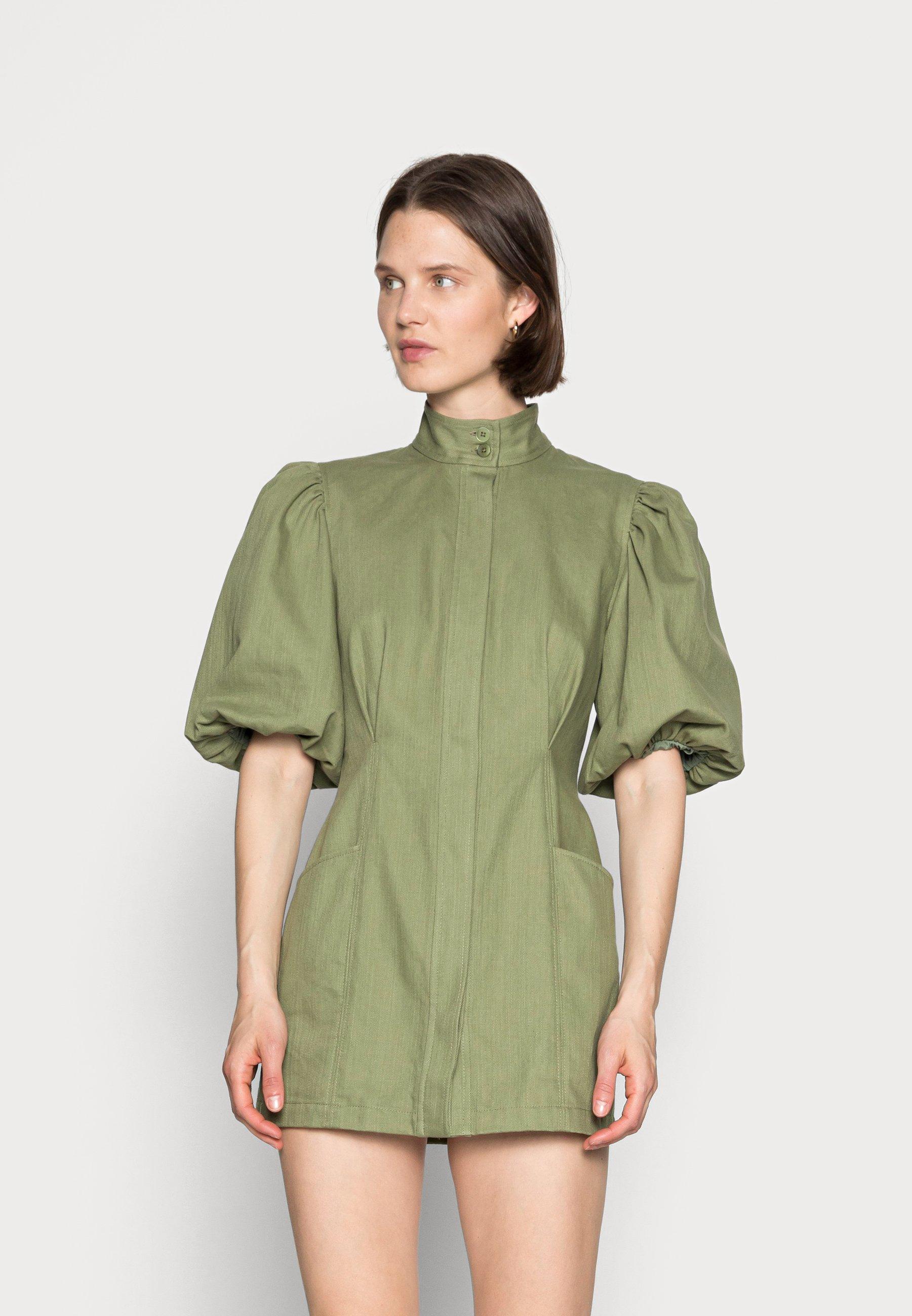 Mujer HIGH STAKES DRESS - Vestido camisero